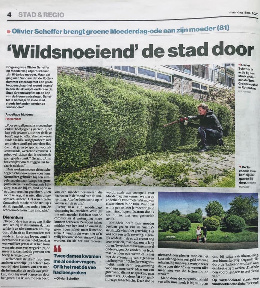 MAMA :: Algemeen Dagblad