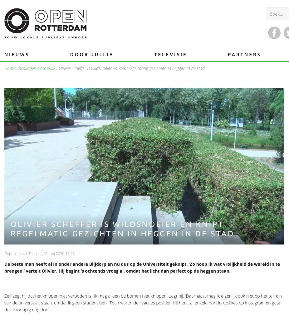 Open Rotterdam